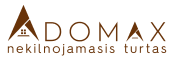 Adomax nekilnojamasis turtas